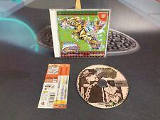 Di JOJO Bizarre Adventure Dreamcast Japon Import