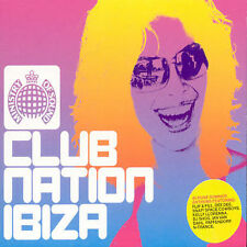 Club Nation Ibiza by Ministry Offer (CD, Jul-2002, 2 Discs, Ministry of Sound)