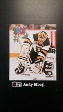 1991-92 Pro Set Puck Candy Andy Moog