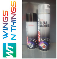 CAR PAINT SPRAY AEROSOL - CHRYSLER - ANY COLOUR - AEROSOL SPRAY + LACQUER