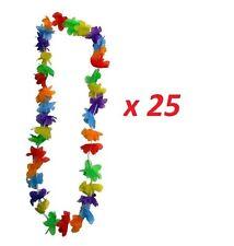 GUIRCA collana hawaiana collane hawaiane collane con fiori finti 25 PEZZI