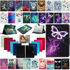 """For Onn Android Tablet 7.0"""" 8.0"""" 10.1"""" Kids Universal Leather Stand Case Cover"""