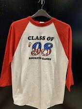 Rockstar Games clase de'98 Rojo Camiseta (Grande)