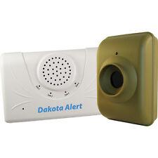 Dakota Alert DCMA-2500 Wireless Motion Detector/ Receiver Kit Driveway Alarm