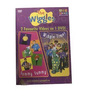 The Wiggles - Yummy Yummy / Wiggle Time DVD Region 4