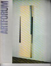 Artforum Magazine May1972 VINTAGE Jo Baer Richard Serra Keith Sonnier FREE SHIP