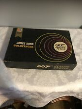 """Vintage Jigsaw Puzzle James Bond 007 """"Goldfinger"""" 1965 Purchased As Complete"""