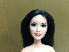Barbie Life In The Dreamhouse Rooted Eyelashes Articulated Raquelle Raven Doll