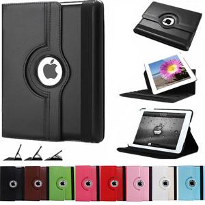 Tasche iPad 2 iPad 3 iPad 4 Schutz Hülle 360° PU-Leder Case Smart Cover