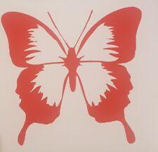 Butterfly vinyl decal sticker approx 10cmx10cm Car sticker