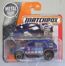 Ford Explorer POLICE  Matchbox  Maßstab 1:64  OVP  NEU