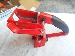Homelite XL130 Chainsaw Rear Handle Carb Box Cover XL 75 76 123 Super 925 922