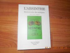 L'Absinthe-Dictionnaire des Marques;Tome 2-C;Marie-Claude Delahaye;LD16