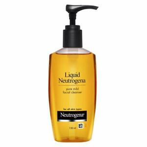 Neutrogena Liquid Pure Mild Facial Cleanser For Clean,Healthy Looking Skin 150ml