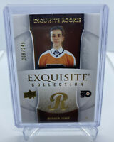 2019/20 UPPER DECK ICE EXQUISITE COLLECTION MORGAN FROST ROOKIE #d /249 RETRO