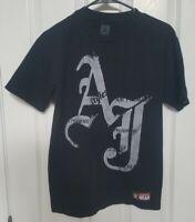 WWE AJ Styles I Am Phenomenal T-shirt, Medium, Authentic Wear