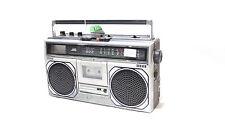 JVC RC-555LB Boombox Radio Cassette Recorder