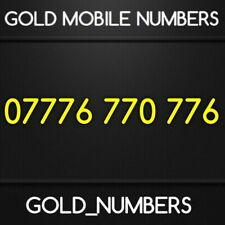 MOBILE PHONE NUMBER MOBILE NUMBER GOLDEN GOLD EASY 07776770776