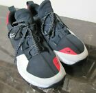 Nike Tech Trainer Training Shoes Size 11 AQ4775 016 Men's Black White Red Comfy