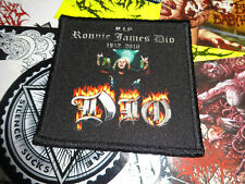 Dio Patch Rip 1942-2010 Heavy Metal