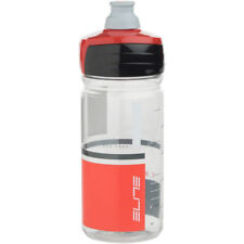 Elite Crystal Ombra 550ml Water Bottle Clear/Red