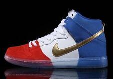 Nike Dunk High Premium SB Sz 14 Trico 313171-674 France PRM Limited Red White