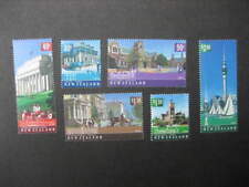 NEW ZEALAND 2002 ARCHITECTURAL HERITAGE SET  NHM SG 2484/9