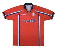 Middlesbrough 1999-20 Authentic Home Shirt (Excellent) XXL Soccer Jersey