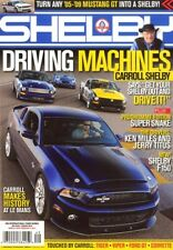 2009 Shelby Annual Magazine + FREE three Shelby American Decal Set ! GREAT DEAL!