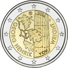 2016 Finland 2 Euro Georg Henrik von Wright Proof