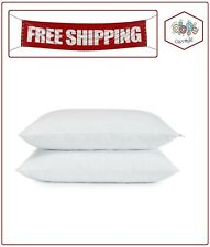 2 Pack Memory Foam Bed Pillows Serta Cooling Gel  **FREE SHIPPING**