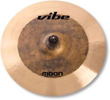 """Crash Becken 16"""" Vibe Moon Natural Medium Thin B20 handgehämmert mit Zertifikat!"""
