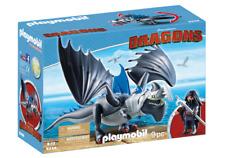 Playmobil 9248 - Dragon - Drago avec Dragon de Combat
