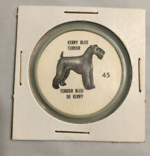 Humpty Dumpty Potato Chips Dog Coin 45 Kerry Blue Terrier