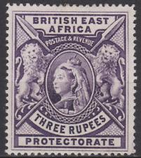 British East Africa 1897 Mint Mounted 3r Deep Violet sg94 Cat £180