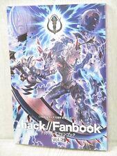 .hack / Fanbook 2 Art Illustration Fan Book Cc2 2017 Ltd