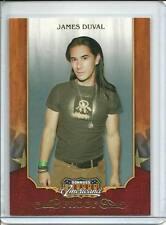 2009 Donruss Americana #58 James Duval Gold Proof #'d 004/100