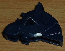 Lego Ritter 1 Pferdemaske /- haube in dunkel blau