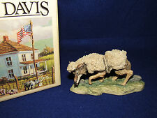 """""""A WOLF IN SHEEP'S CLOTHING"""" 1991 LOWELL DAVIS  FIGURE #225518 - MIB"""