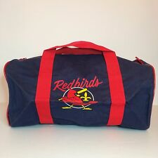 Vintage Louisville Redbirds & Miller Lite Beer Gym Bag - NEW