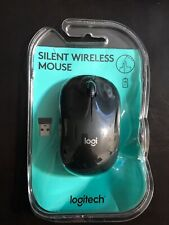 Logitech Silent  Wireless Mouse Sealed Package