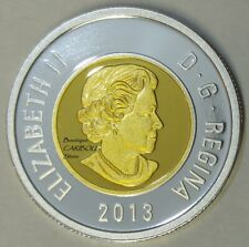 2013 Canada Silver Proof Toonie