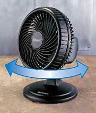 Holmes Lil' Blizzard 8-Inch Oscillating Table Or Desk Fan - Office/Home/Travel