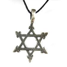 Pendentif Judaïque - Etoile de David