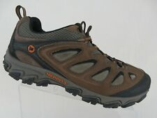 449ca6e292 MERRELL Pulsate Low Brown Sz 10.5 W Wide Men Hiking Shoes