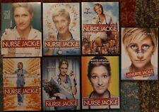 NURSE JACKIE Complete Seasons 1-7 DVD Box sets