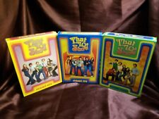 Lot Of Three 3 That '70's Show DVD TV Show Seasons 1, 2, 3 Like new! Ships fast