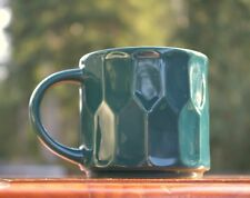 Starbucks Coffee Company 2014 Big 14oz Green Stackable Mug