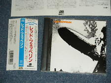 LED ZEPPELIN Japan 1989 20P2-2023 NM CD+Obi I  1 st Album