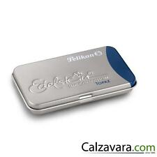 Pelikan Cartucce Edelstein Ink Cartridges 6 Cartucce - colore: Topazio Topaz
